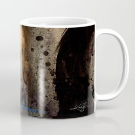 Being Within No. 4 by Kathy Morton Stanion Coffee Mug