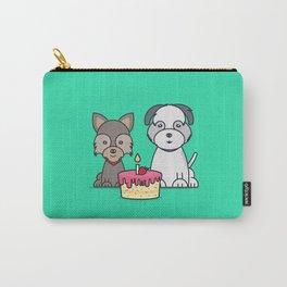 Momo & Mochi Birthday Carry-All Pouch