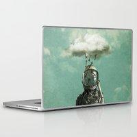 rain Laptop & iPad Skins featuring Rain by Seamless
