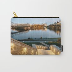 Sunset on Ottawa Carry-All Pouch