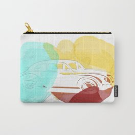 Baby You Can Drive My Car Carry-All Pouch
