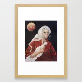 """""""Lela"""" Framed Art Print"""