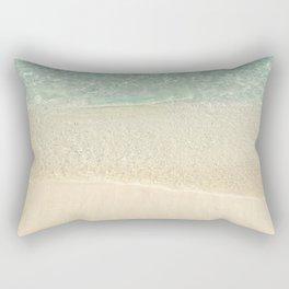 Beach Please! Rectangular Pillow