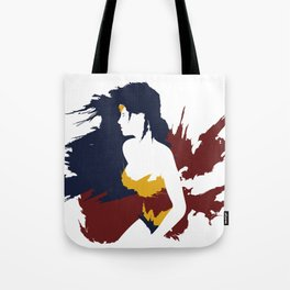 Girl from DC Tote Bag