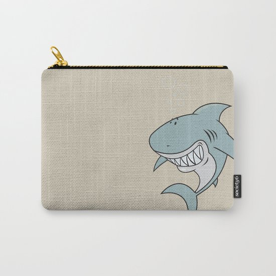 Alejandro The Great White Carry-All Pouch