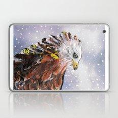 Sad  Hawk Laptop & iPad Skin