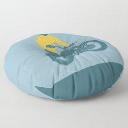 no guts no glory 2 Floor Pillow