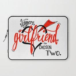 We're Slayers, Girlfriend Laptop Sleeve