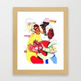 LC 1 Framed Art Print