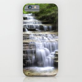 Lyle Falls - Arkansas iPhone Case