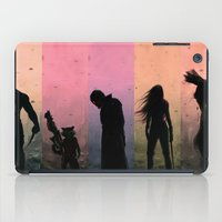 guardians iPad Cases featuring The Guardians.  by Varsha Vijayan