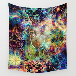 Wisdom Of Youth Wall Tapestry