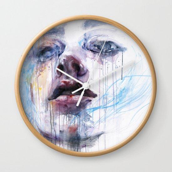 breathing Wall Clock
