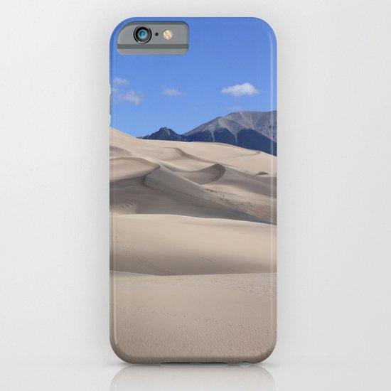 Great Sand Dunes iPhone & iPod Case