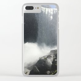 The View will be Mist Clear iPhone Case