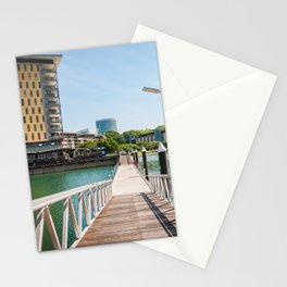 Scenic spot at Darwin Waterfront Wharf Stationery Cards