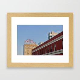 View of Monteleone Framed Art Print