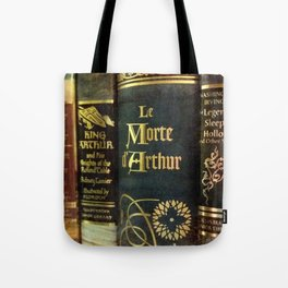 Adventure Library Tote Bag