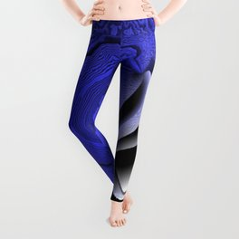 Abstract state of mind Leggings
