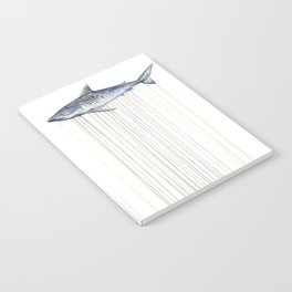 Tiger Shark Notebook