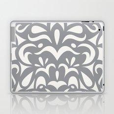 Penguin Classic: Gray Laptop & iPad Skin