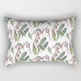 Australian eucalyptus tree branch Rectangular Pillow