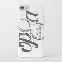 scandal iPhone & iPod Cases featuring Scandal - Olivia Pope & Associates by leftyprints