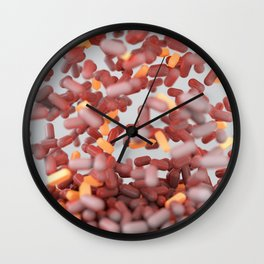 PILLDROP Wall Clock