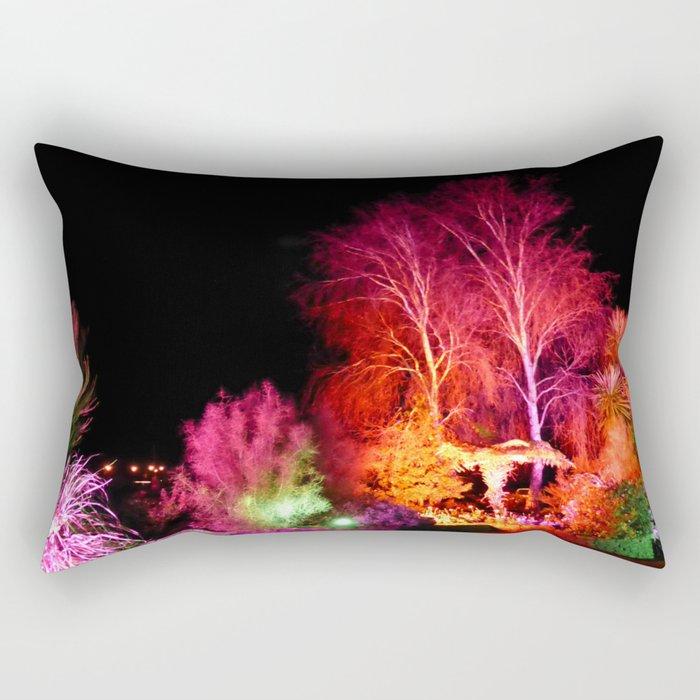 Illumination Rectangular Pillow
