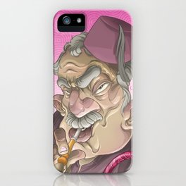 HAJI BAKHIL iPhone Case