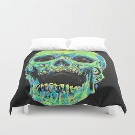 Jelly Skull Duvet Cover