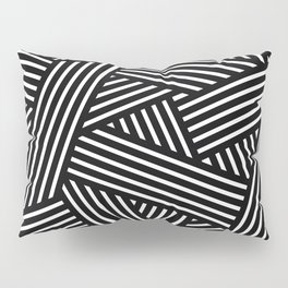 Braided liens Pillow Sham