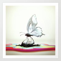 A Benevolent Growth Art Print