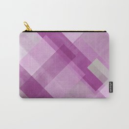 Untitled No. 4 | Fuchsia Carry-All Pouch