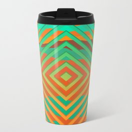 TOPOGRAPHY 2017-021 Metal Travel Mug