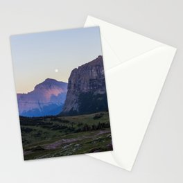 Glacier Moon Stationery Cards