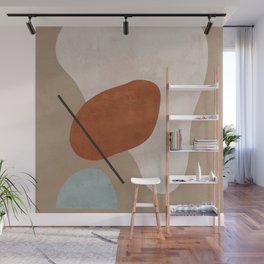 Abstract Shapes 10 Wall Mural