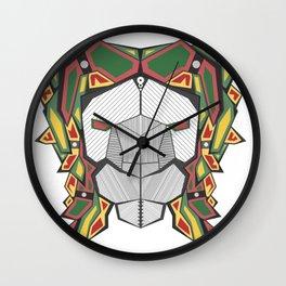 michael lion Wall Clock