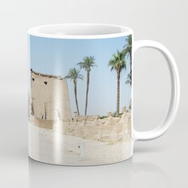 Temple of Luxor, no. 11 Coffee Mug