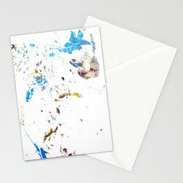 Uno Splatter  Stationery Cards