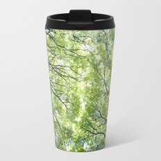 Green Maples Travel Mug