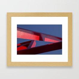 The Art Sign Framed Art Print