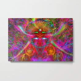 A Spirit Birthed From My Mind Metal Print