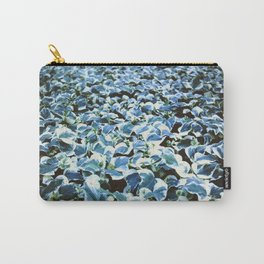 White Leaves 135mm Carry-All Pouch