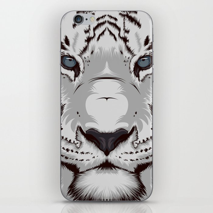 Tiger GW iPhone Skin