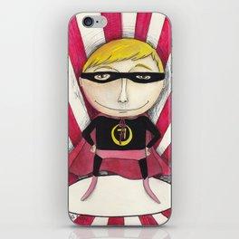 Superhero iPhone Skin