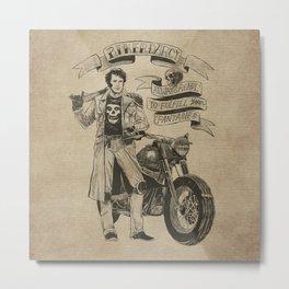 Darcy Metal Print