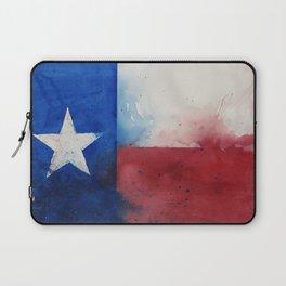 Flag of Texas Laptop Sleeve