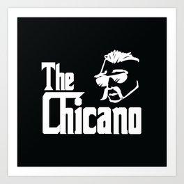 The Chicano (Godfather) Art Print