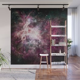 Cosmic Nebula. Wall Mural